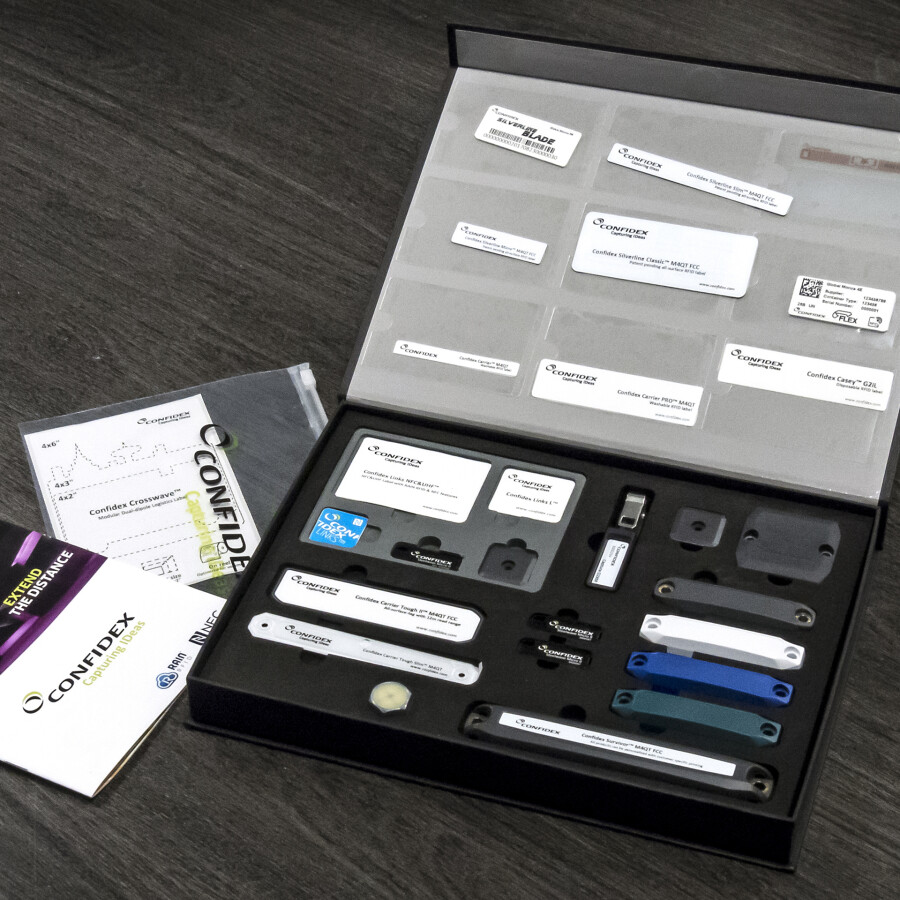 Confidex Sample Box